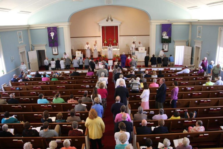 Communion - Trinity Lutheran Church | New Holland PA